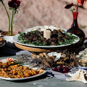 Mobile Wedding Catering Wahine 8