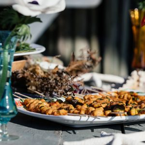 Mobile Wedding Catering Wahine 11