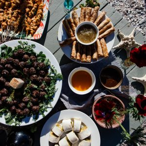 Mobile Wedding Catering Wahine 5
