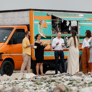 Mobile Wedding Catering Wahine 1