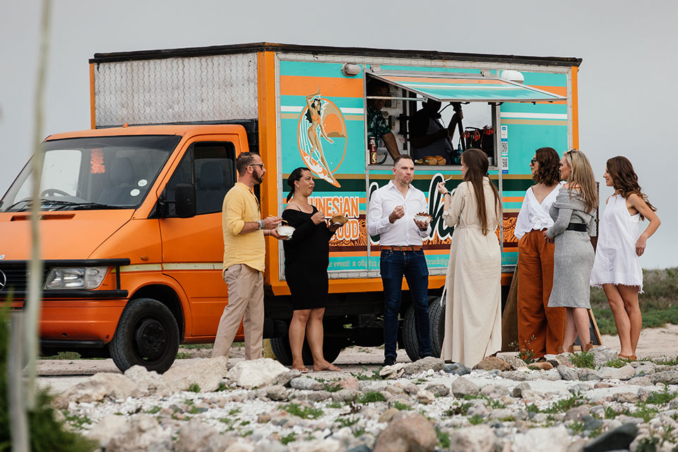 Wahine Food Truck - Catering & Drinks Cape Town