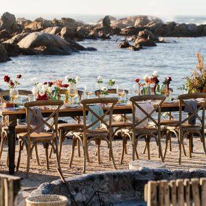 West Coast Beach Wedding Sea Shack 5