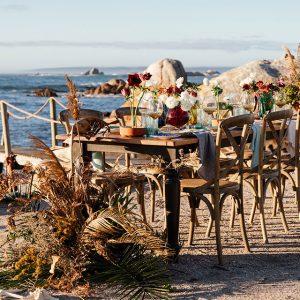 West Coast Beach Wedding 16