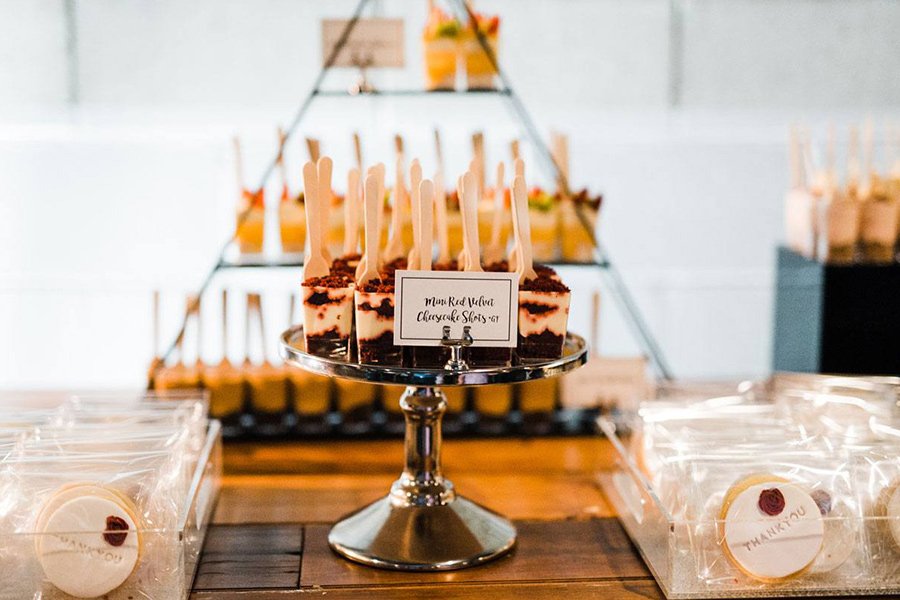 I.B.C Signature Weddings - Catering & Drinks Johannesburg