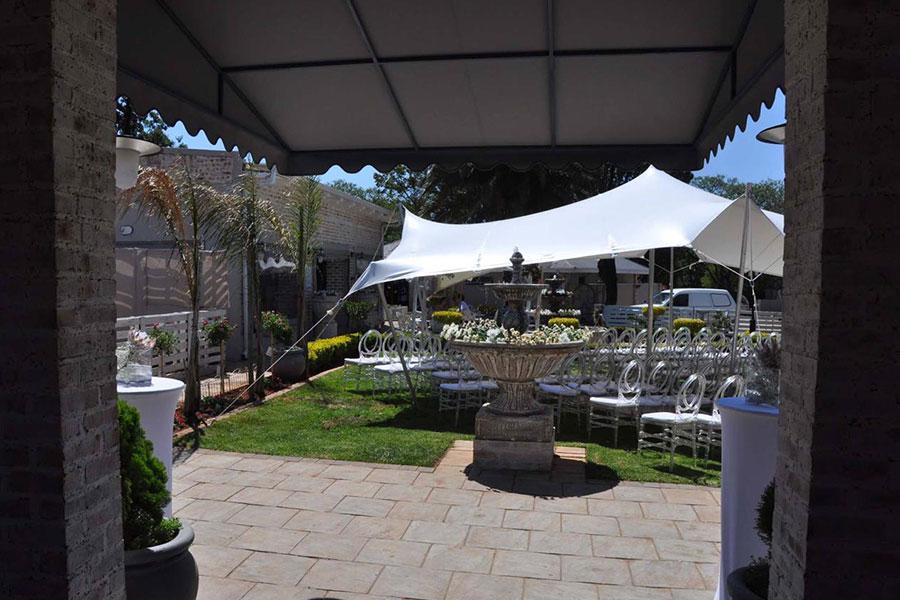 Vintage Gardens Boutique Weddings - Wedding Venues Johannesburg