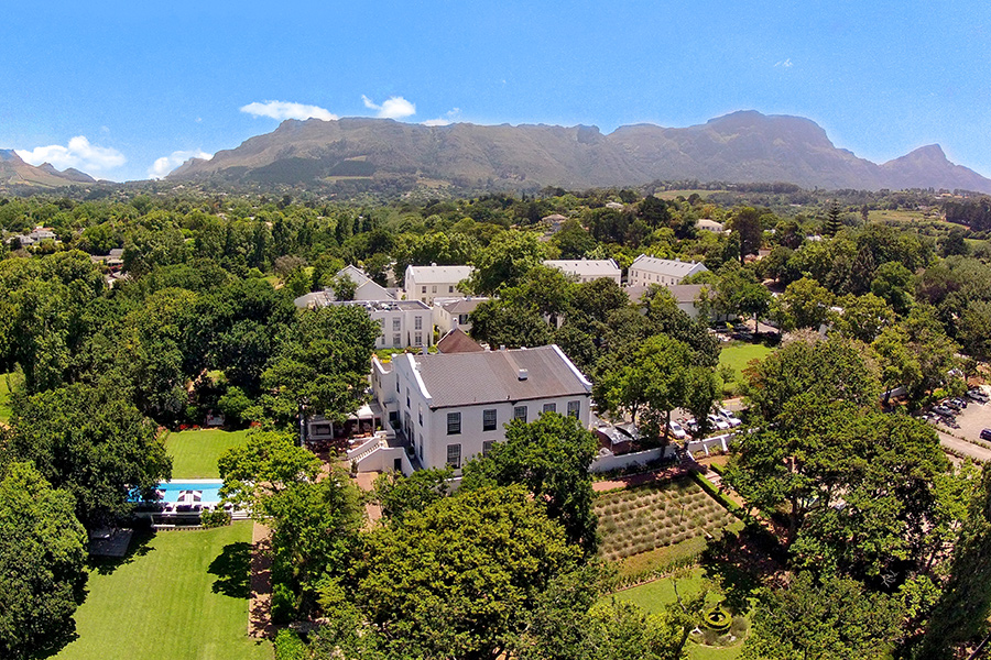 Alphen Boutique Hotel - Wedding Venues Cape Town