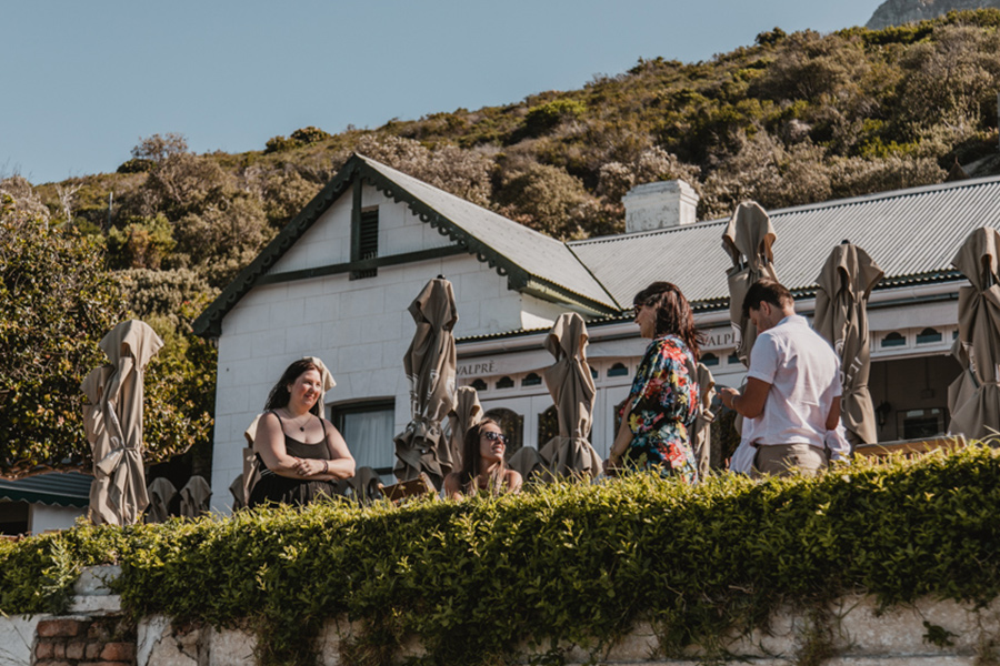 Black Marlin Restaurant - Wedding Venues Cape Town