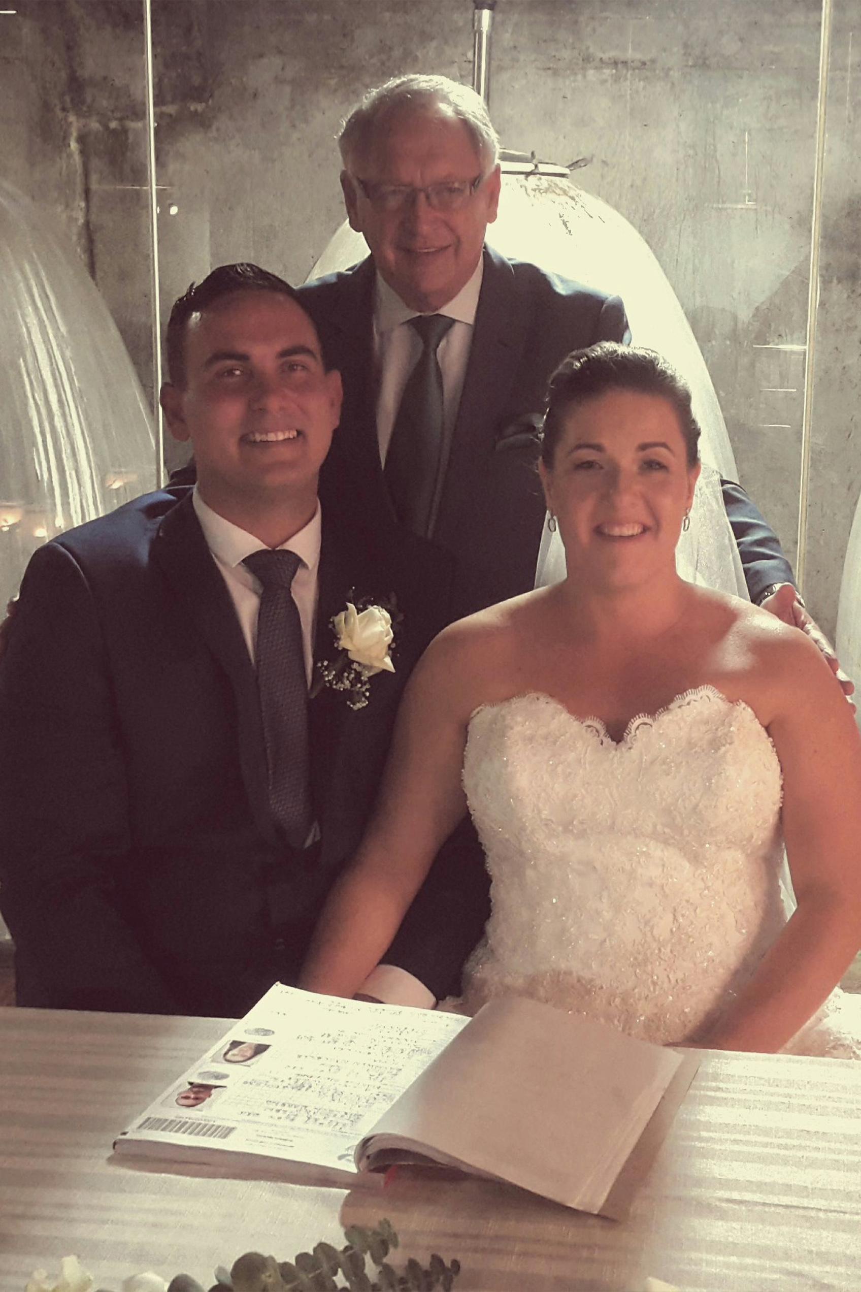 Fairest Cape Weddings - Marriage Officers Cape Town