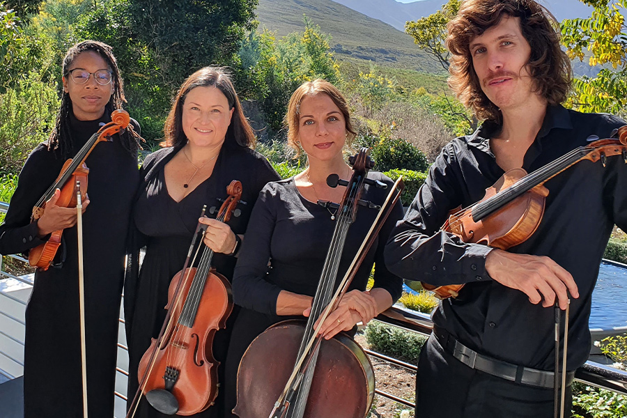 Simply Strings - DJ & Live Bands Cape Town