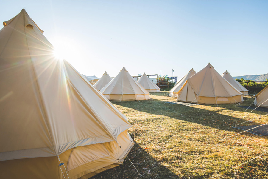 Expedition Glamping (National Accommodation) - Decor & Hiring Cape Town