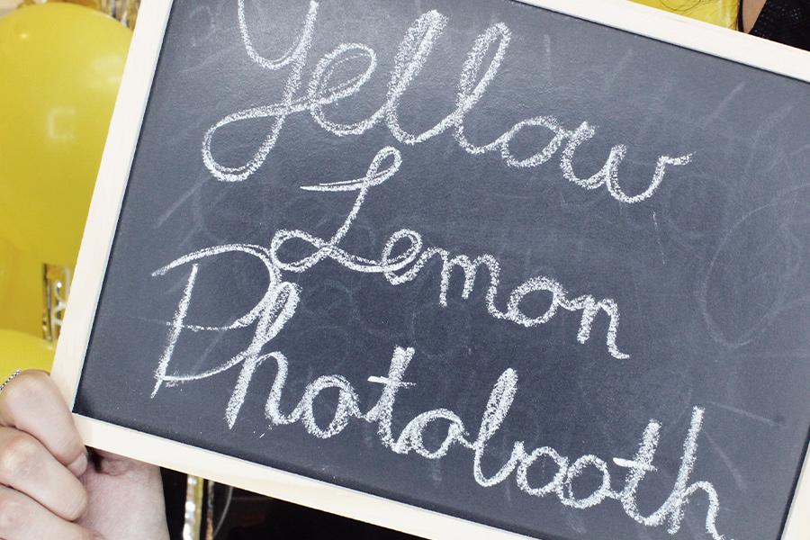 Yellow Lemon Photobooth - Photo Booth Cape Town